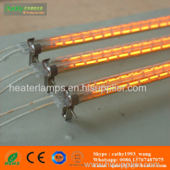 quartz halogen infrared lamp for soldering preheater