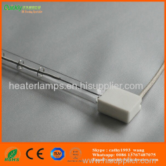 quartz infrared heater for firing furnace