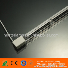 quartz tubular IR lamps
