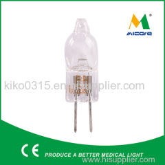 6v 10w 100hrs halogen bulb for Mictoprojector