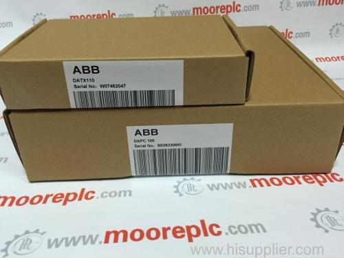 ABB 3HAB8101-8 DSQC346G DriveUnit