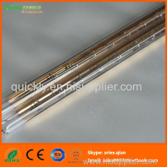 Halogen heating IR lamps