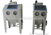 How to choose sand blasting machine?