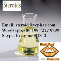 Conversion de stéroïdes injectables Solvant brut (EO) Oleate d'éthyle