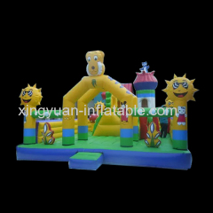 Giant Inflatable Funcity Playground