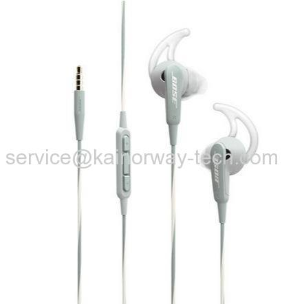 New Bose SoundSport In-Ear Audio Headsets Earbuds Frost Grey From China Manufacturer