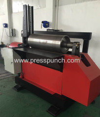 Two Rolls Plate Bending Machine