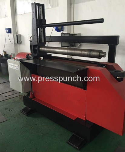 steel rolling machine with 2 roller