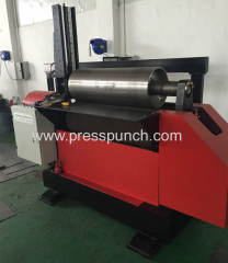 2 rolls sheet roller bending machine