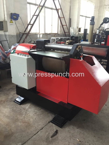 2 roll plate rolling machine