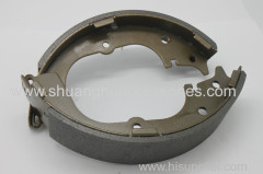 Brake shoes for auto car-asbestos free-27years experience