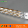near wave length infrared heater lamps for tunnel oven