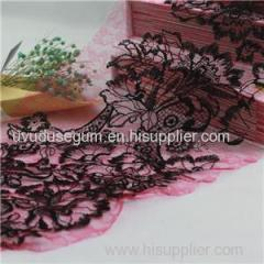 Water Soluble Embroidery Lace Fabric (S1060)
