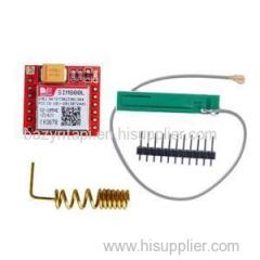 Smallest Sim800L GPRS GSM Module Microsim Card Core Board Quad-band TTL Serial Port With PCB Antenna