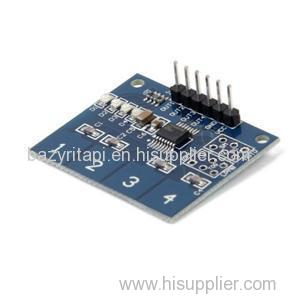 TTP226 8-way Capacitive Touch Switch Module