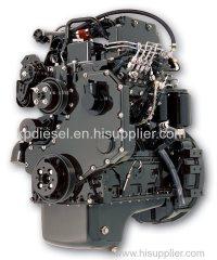 Cummins engine 4BTAA3.9C115 for excavor kpdiesel