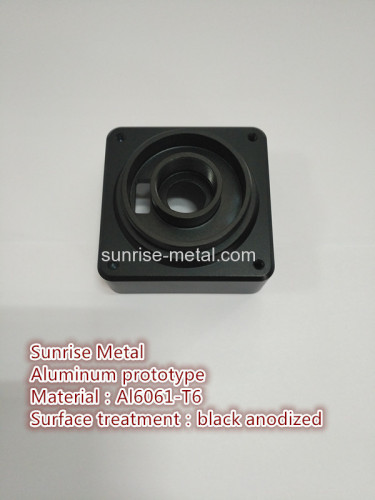 AL 6061-T6 Aluminum prototypes for Marine parts