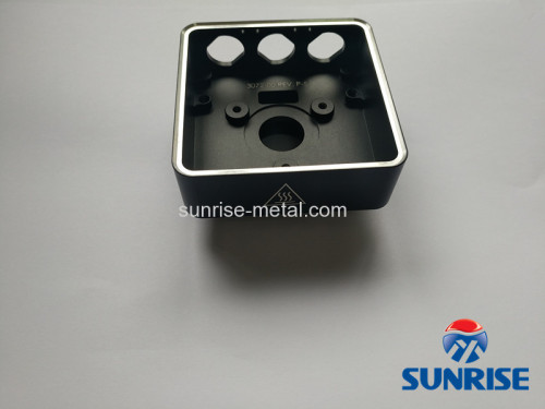 Aluminum rapid prototyping maker