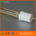 medium wave infrared heater lamps for laminated glass cuting