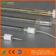 quartz heater tube lamp