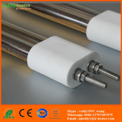 infrared heater lamps for textile oven