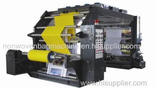 Plastic Flexo Printing Machine