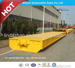 40FT Roll Trailer or Mafi Type Semitrailer with Capacity 100 Tons
