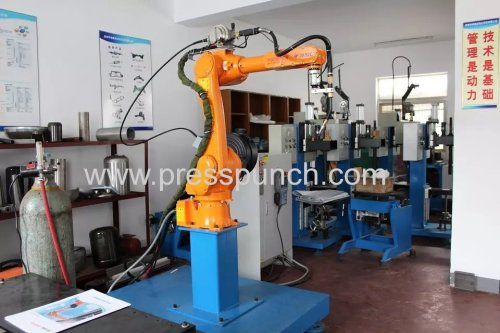 industrial 4 Axis Welding Robotic Arm robot arm Price