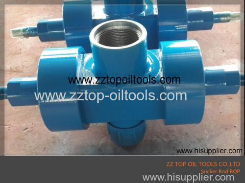 API Standard Sucker rod BOP(Blowout preventors) for well drilling