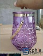 amazing glass jars with handle