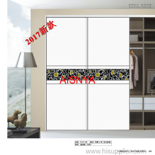 The overall household/ home furniture/ chest & wardrobe sliding door made by wooden plank