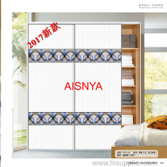 5-25mm thickness first- grade MDF with design for home furniture such as wardrobe and cabinet door