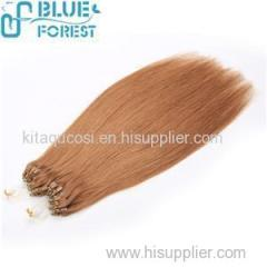 Fashion Style Hot Selling Full Cuticle Virgin Micro Ring Extension/Hair Weave Wholesale