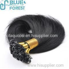 Brazilian Remy Hair 1g/s Blonde Pre Bonded U Tip Human Hair Extensions
