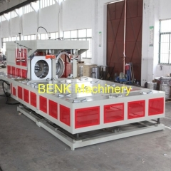 full automatic pvc pipe socketing machine for PVC water pipe production line