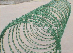 Hot Dipped Galvanized Concertina Razor Barbed Wire Coil(Factory Price)
