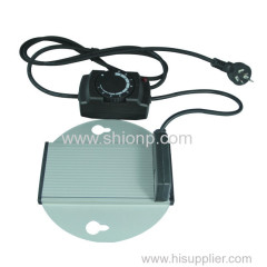 Round Electric Heater Unit