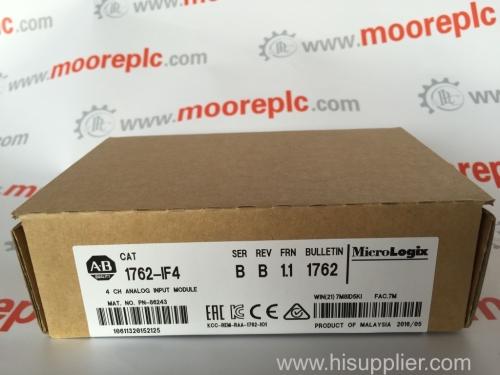 AB 1771IR Input Module New carton packaging