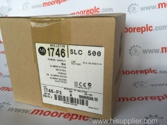AB 1771NIS Input Module New carton packaging