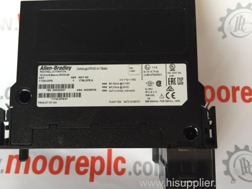 AB 1771OM Input Module New carton packaging