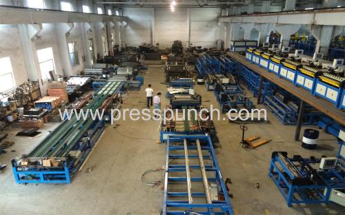 Square Duct Manufacture auto Line 5 Duct autoline Duct production line
