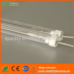 Nickle heating element infrared emitter