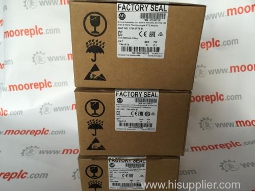 AB 1771P4R Input Module New carton packaging