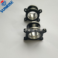 Aluminum flanges parts OEM