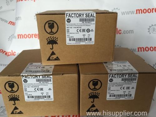 AB 1771PSCC Input Module New carton packaging