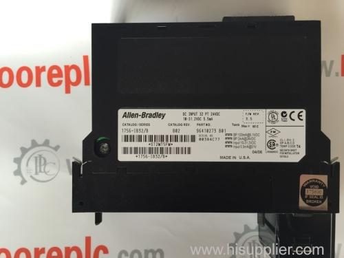 AB 1771TCM Input Module New carton packaging