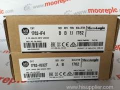 AB 1771WN Input Module New carton packaging
