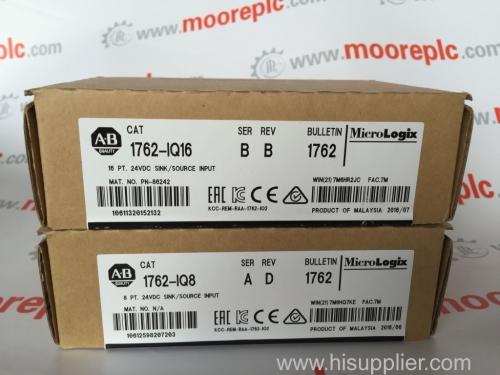 AB 1771N2DDPPRRRR Input Module New carton packaging