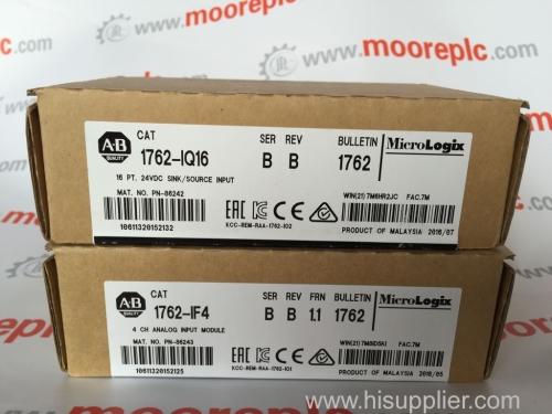 AB 1774XE Input Module New carton packaging