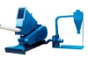 waste plastic pipe crusher machine with competitive price